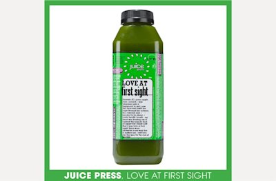 Juice Press, Love at First Sight