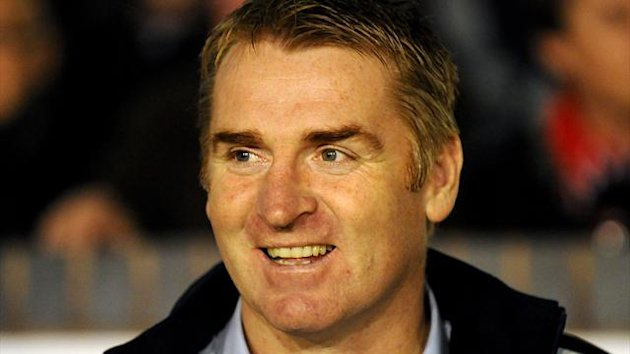 Dean Smith is on the lookout for a new assistant manager