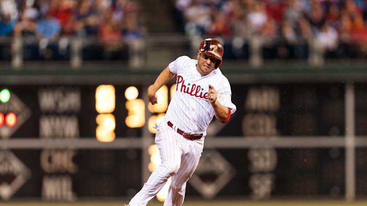 MLB: St. Louis Cardinals at Philadelphia Phillies