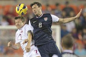 Michael Parkhurst replaces injured Brad Evans on USA roster