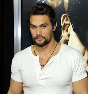 Jason Momoa on January 29, 2013 -- Getty Images