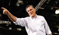 Romney Tax Returns Show Candidate Paid 14%