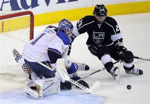 Blues-Kings Preview