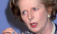 Margaret Thatcher's Suits Up For Auction