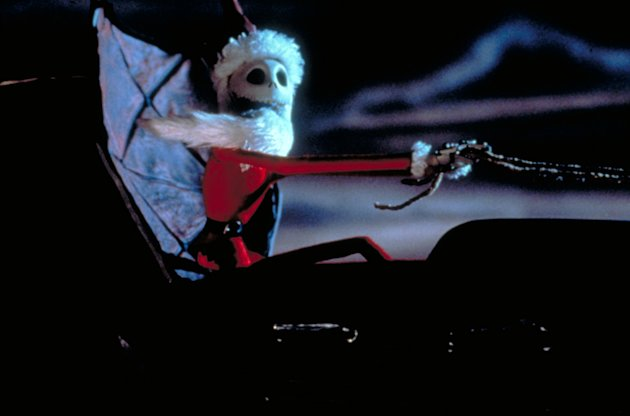 Tim Burton's Nightmare Before Christmas Production Stills Walt Disney 1993