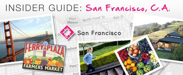 We asked two local experts to give us a tour of their favorite San Francisco spots. 