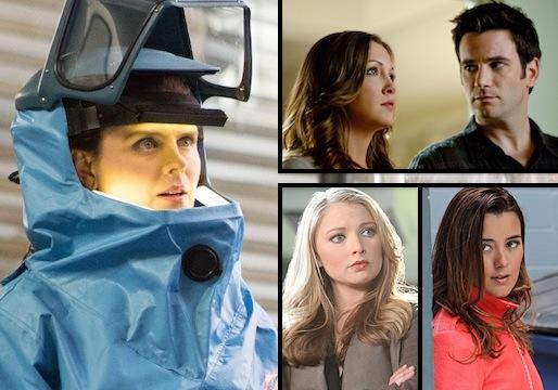 Matt's Inside Line: Scoop on Bones, NCIS, Arrow, Smash, CSI, Mentalist, Defiance, Once and More!