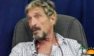 John McAfee: Anti-Virus Pioneer 'Captured'