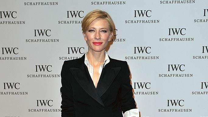 Cate Blanchett Watch Launch