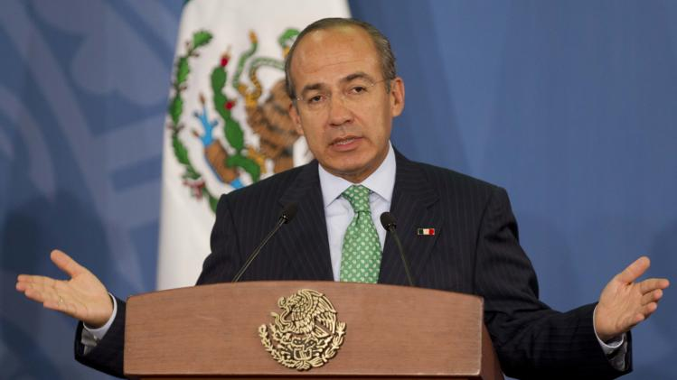 Mexican president expects big IMF firewall boost
