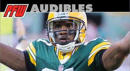 Insider: Aging Woodson one of Packers' problems