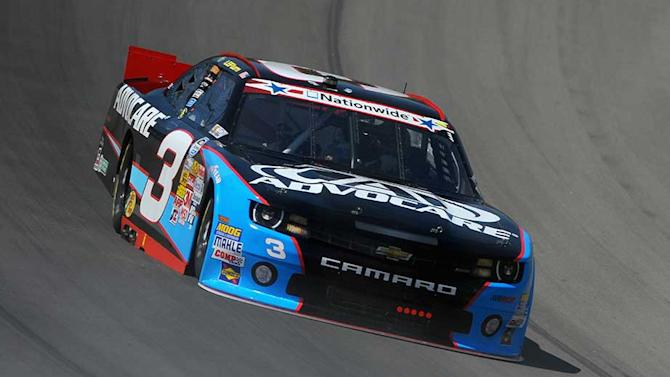 Dillon makes it four poles in a row