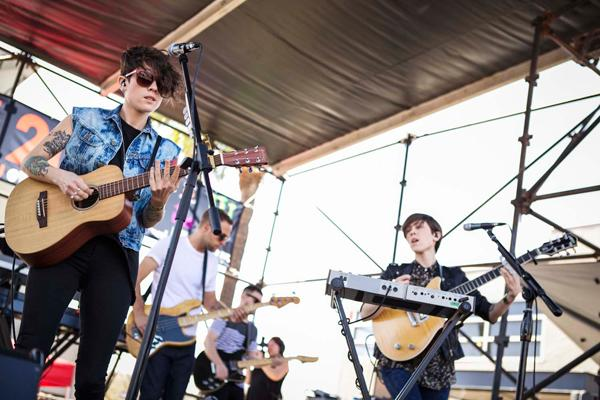 SXSW 2013: Tegan and Sara Share the Joy of Heartache in Austin