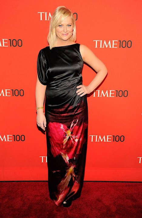 Amy Poehler Time Gala