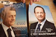 Hollande i Sarkozy, diferen de doar patru procente. Preedintele francez: Lucrurile stau pe muchie de cuit