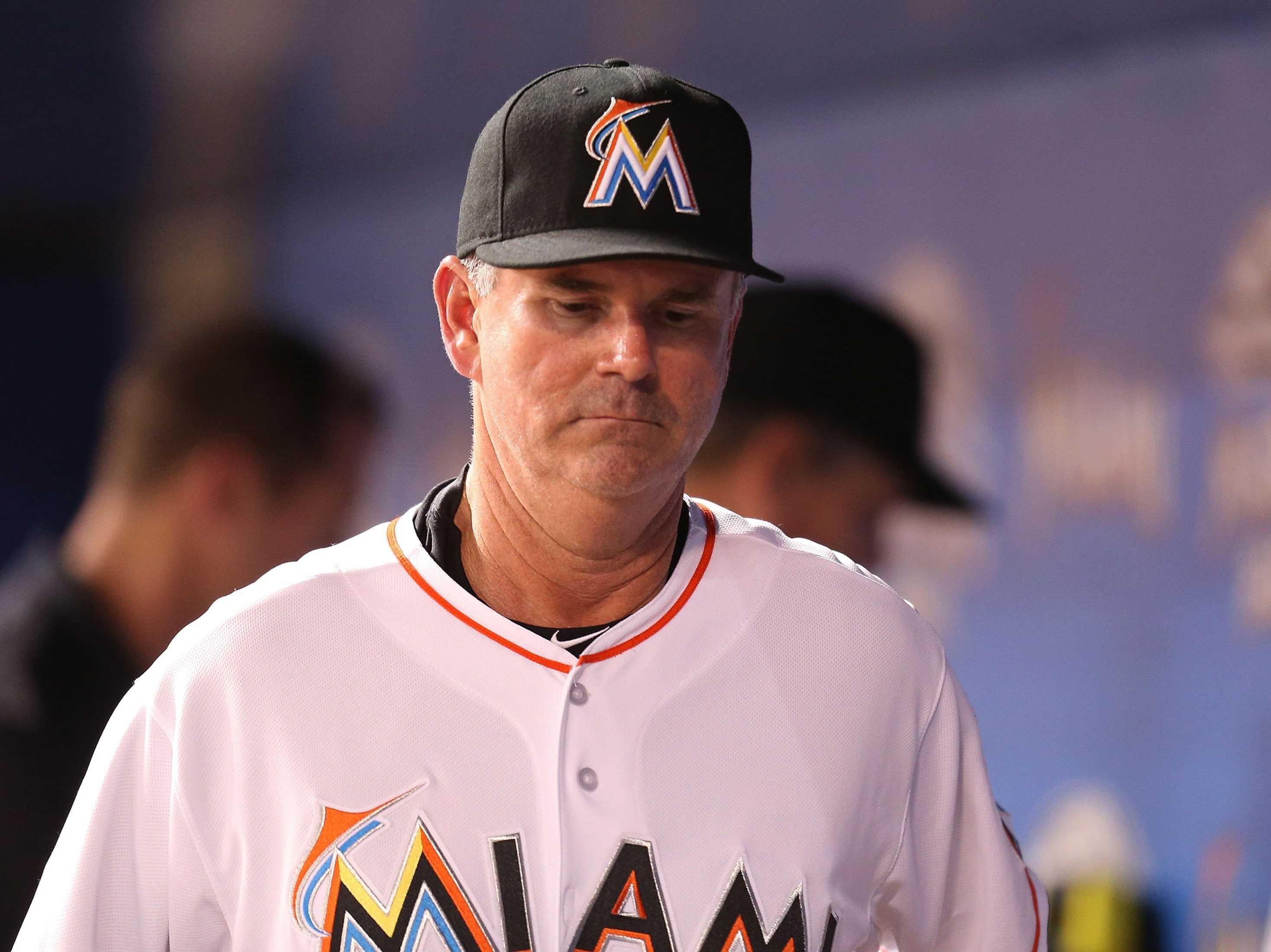 The Marlins' bizarre manager experiment has been a disaster so far, and other MLB managers are loving it
