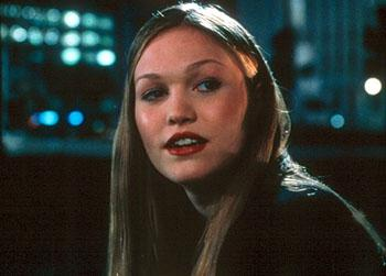 Julia Stiles as Imogen in Miramax's Down To You