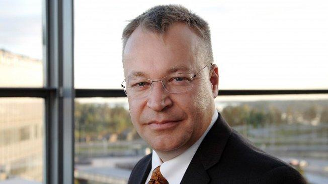 Nokia CEO Stephen Elop hints at a Windows 8 tablet