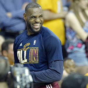 Gottlieb: LeBron playing his best ever?