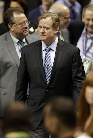 Goodell: Bills need new stadium to ensure future