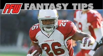RB fantasy tips: Wells could excel in return to action