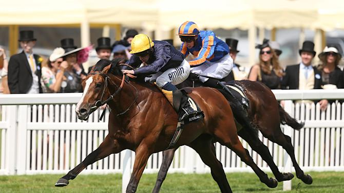 Horse Racing - The Royal Ascot Meeting 2013 - Day Four - Ascot Racecourse