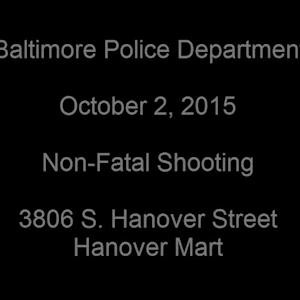 Clerk Shot In Arm During Baltimore Robbery