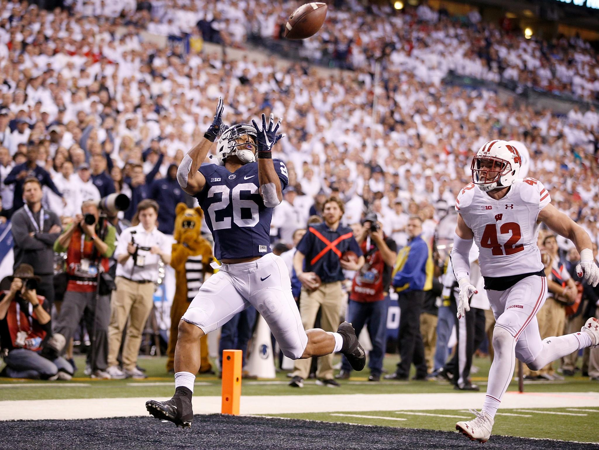 Penn State's furious comeback in Big Ten title game sets up CFP dilemma