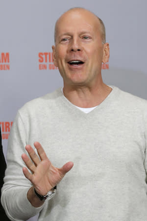 Bruce Willis Fears Gun Control Will Lead to Totalitarianism