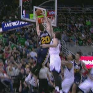Hayward Hammers It