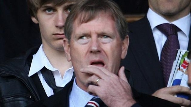 Dave King had held positive talks with Rangers officials