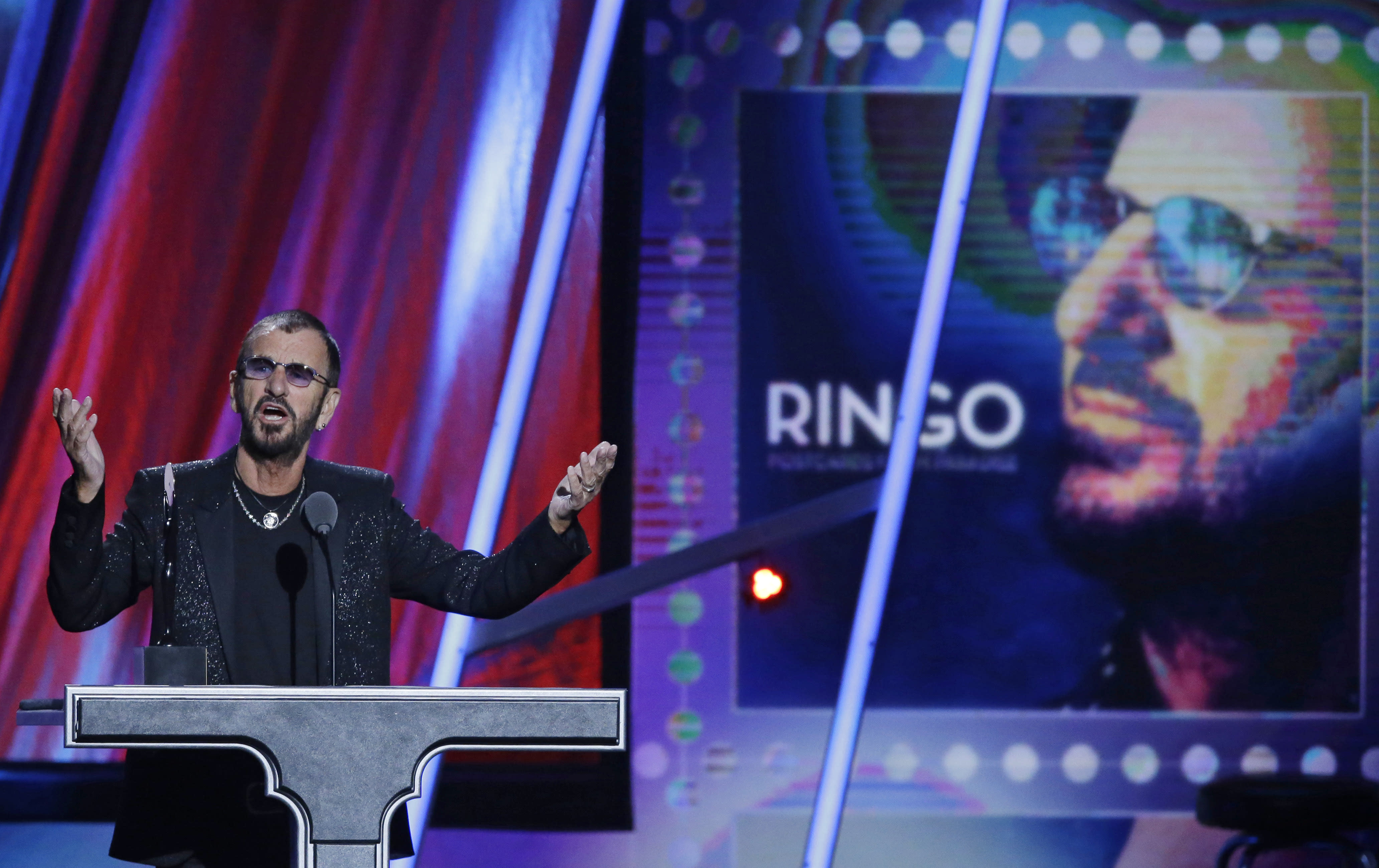 Ringo Starr, Green Day rock their way into Rock Hall