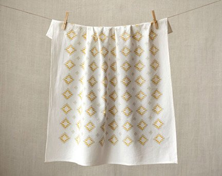 Pretty Tea Towels