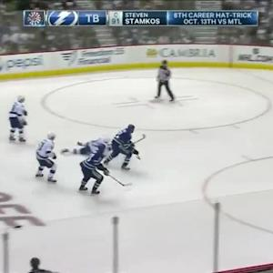 Tampa Bay Lightning at Vancouver Canucks - 10/18/2014