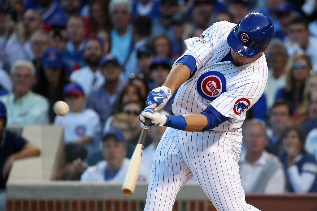Chicago Cubs hit six home runs to push Cardinals to brink