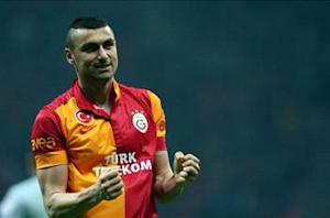 Atletico Madrid interested in Galatasaray's Burak Yilmaz, says agent
