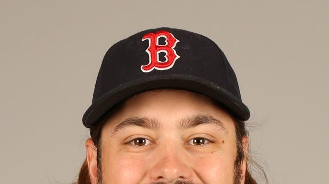 Andrew Miller Baseball Headshot Photo
