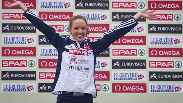 Cross-Country Skiing - Gorecka claims European Junior Cross Country win
