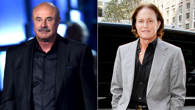 Dr. Phil Weighs In on Bruce Jenner Reports: 'If It's What You Want to Do, Do It!'