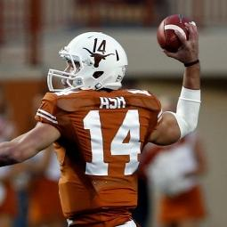 Is David Ash Strong Enough To Lead Longhorns?