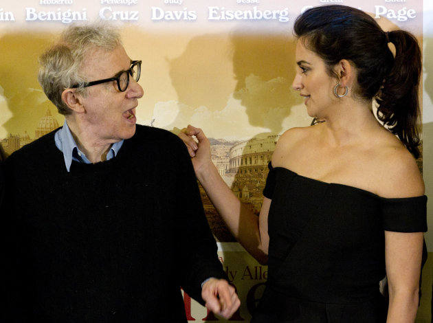 Woody Allen Penlope Cruz