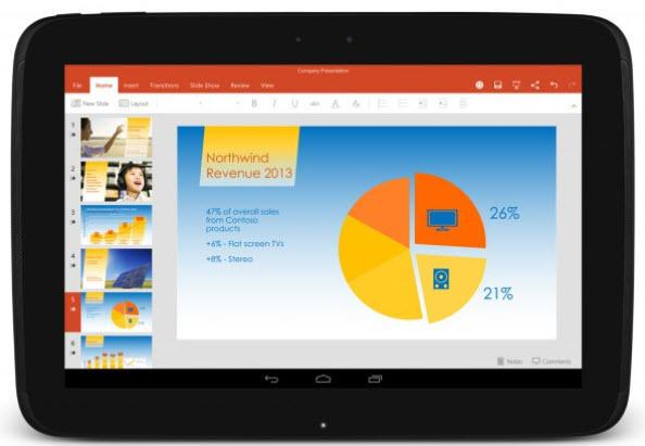 Microsoft signs Office app, service bundling deals with 20 more Android device makers