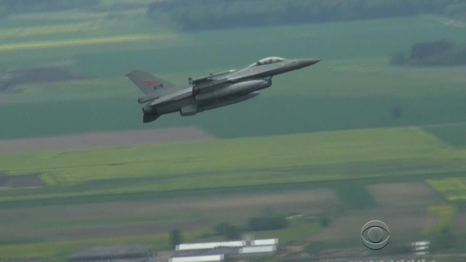 NATO and Russia watch one another closely in Eastern Europe