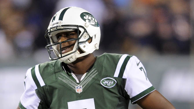 Jets' Rex Ryan: Geno Smith is 'our quarterback'