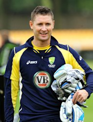 Michael Clarke praised Australia's team effort as they claimed a 2-1 ODI series victory over Pakistan