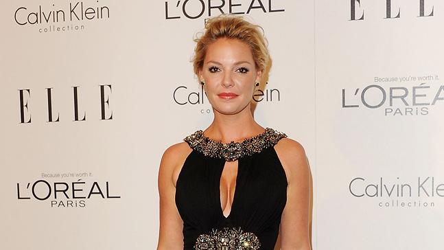 ELLE's 18th Annual Women in Hollywood Tribute 2011 Katherine Heigl