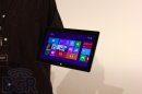 Microsoft Surface tablet hands-on
