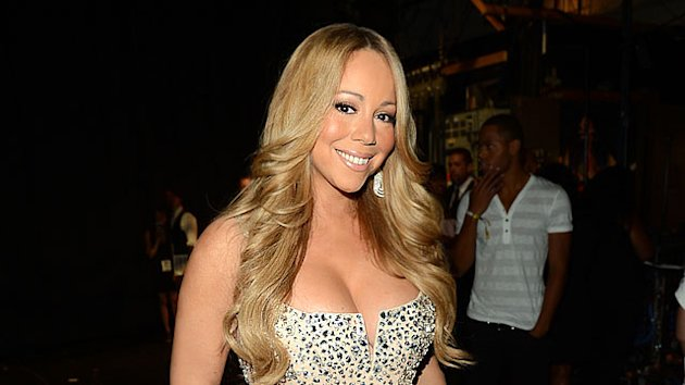 Mariah Carey Records a New Song for 'Oz'