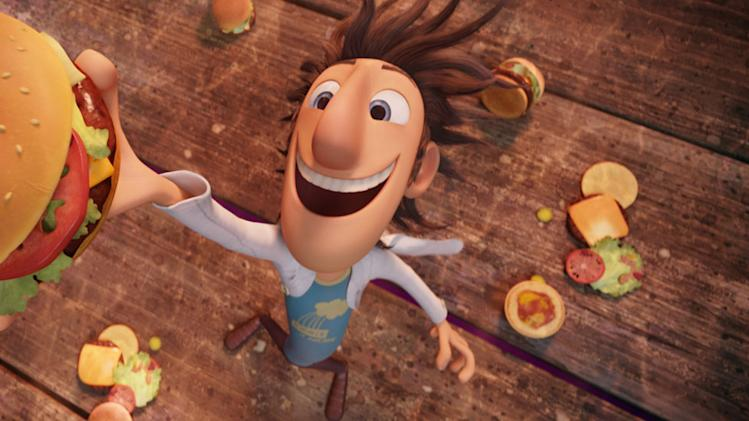 Cloudy With a Chance of Meatballs Production Stills thumbnail