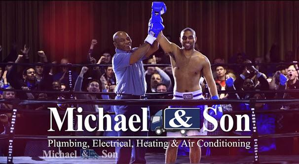 Mike Tyson Stars In A Local Super Bowl Ad For A Plumbing Business, And It's Pretty Bizarre